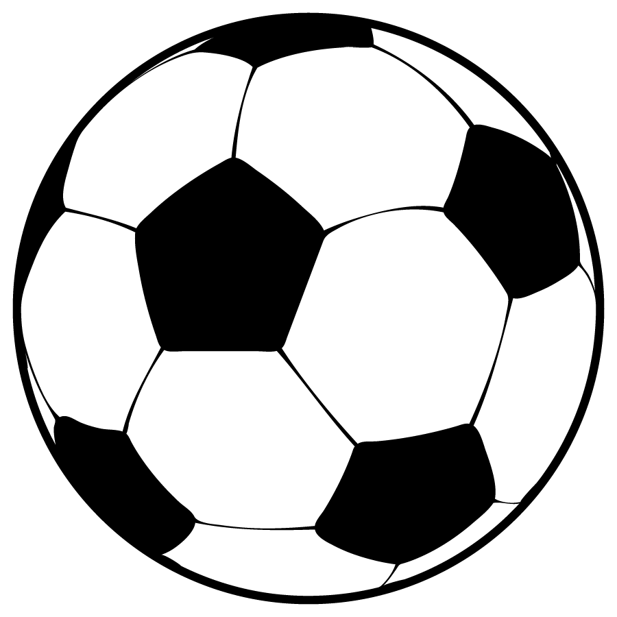 900x900 Image Of Soccer Ball Clipart