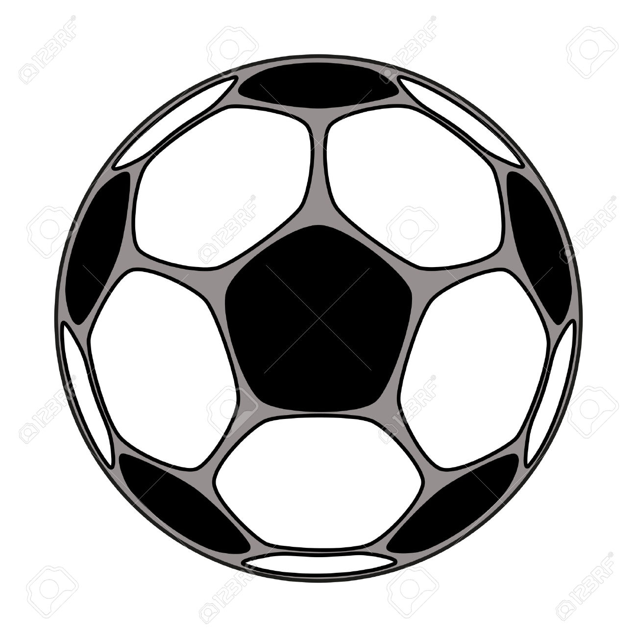1300x1300 Isolated Soccer Ball Clipart, Explore Pictures