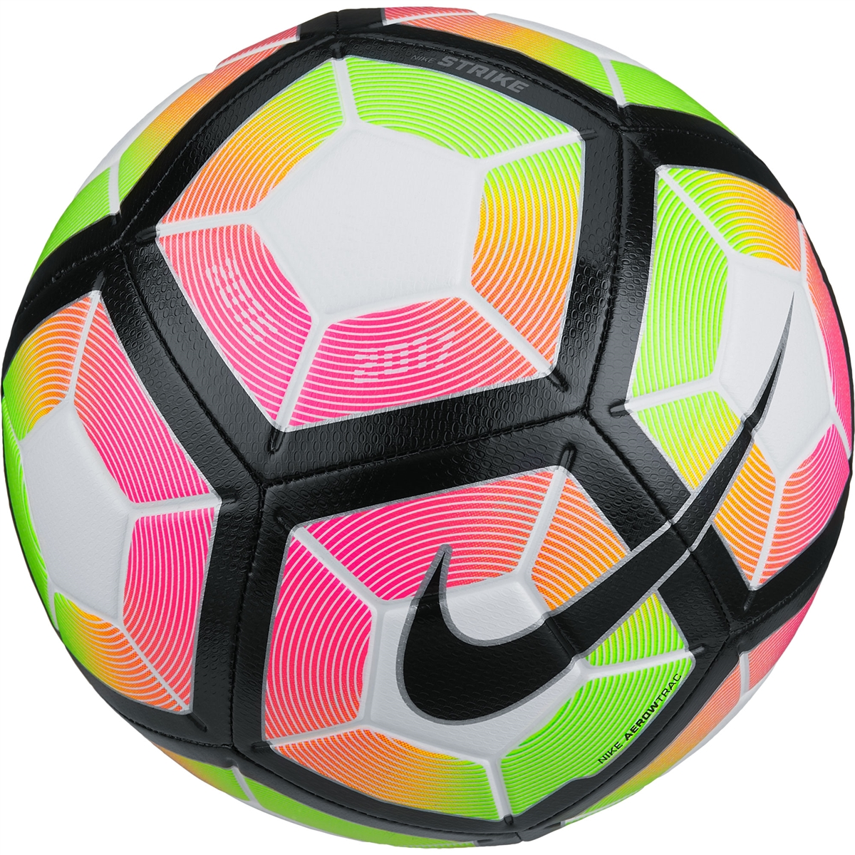 1200x1200 Nike Strike Soccer Ball (Whitepink Blastlack) Nike Soccer