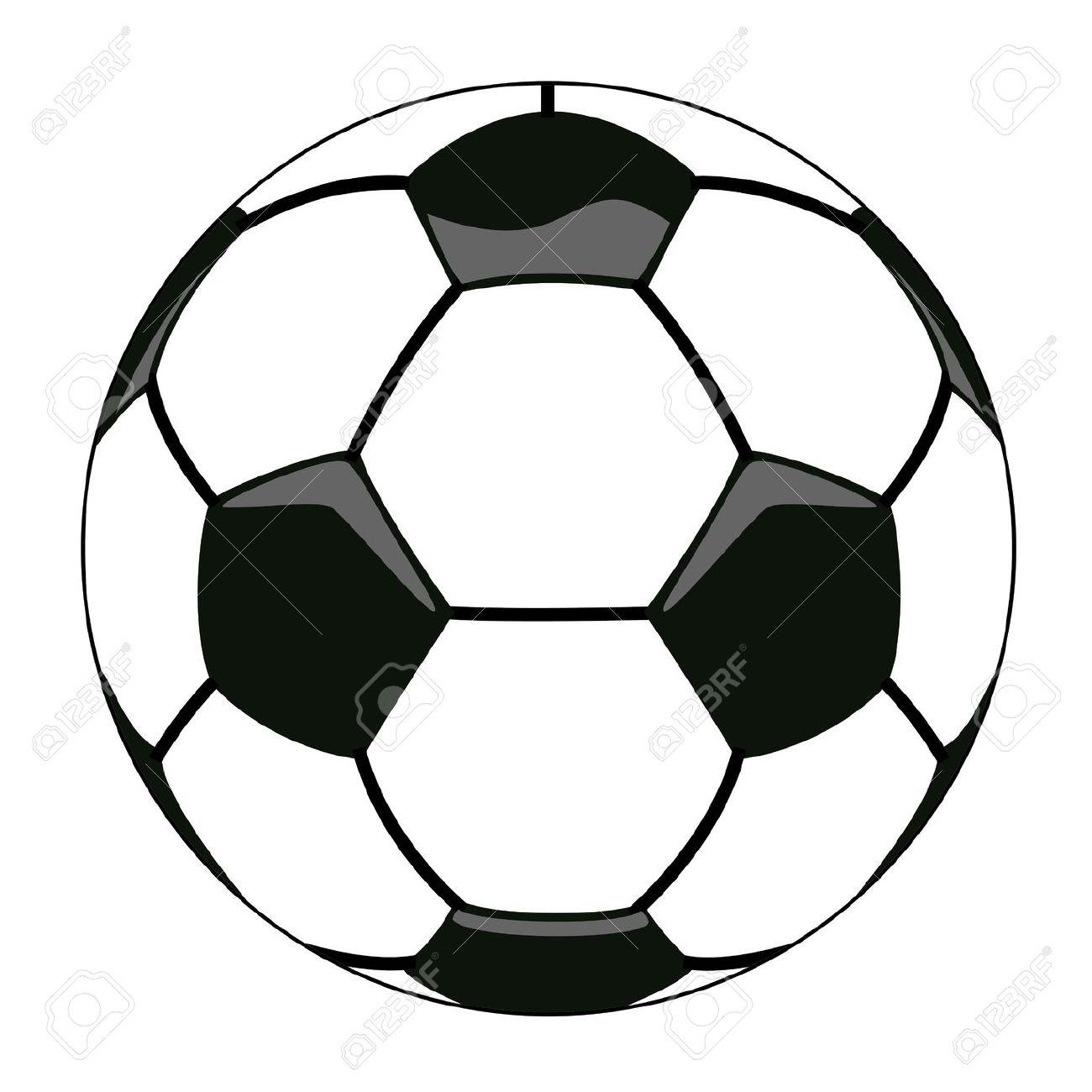 1300x1300 Soccer Ball Clip Art