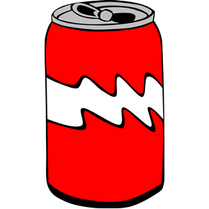 300x300 Fast Food, Drinks, Soda, Can Clipart, Cliparts Of Fast Food