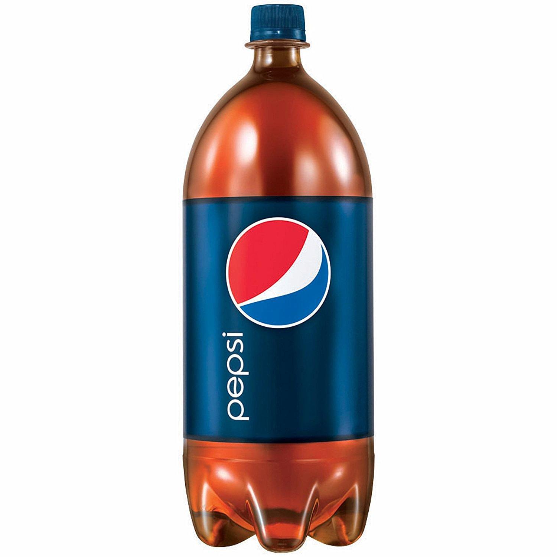 1500x1500 Pepsi Soda, 2 Liter Bottle (Pack Of 6) Soda Soft