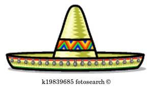 300x169 Sombrero Clip Art Eps Images. 3,200 Sombrero Clipart Vector
