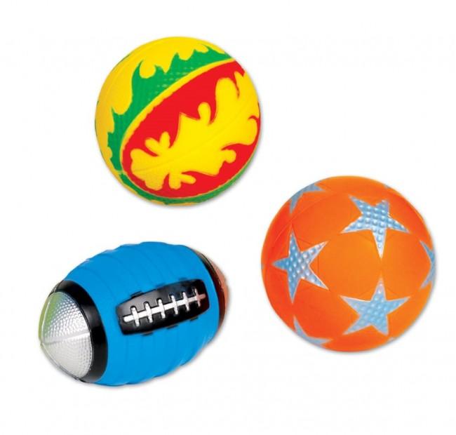 650x620 Foam Sports Balls