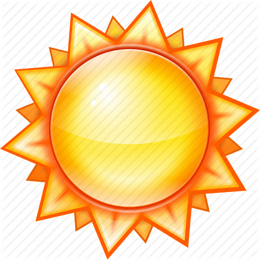 512x512 Clear, Day, Holiday, Sun, Sunday, Sunny Icon Icon Search Engine