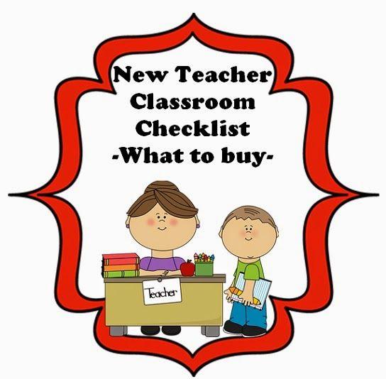 544x534 Best Classroom Checklist Ideas Teacher
