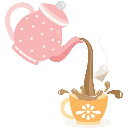 432x432 Pouring Teapot Clipart