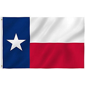 350x350 Maxam Gflgtx35 Texas Flag, 3' By 5' Outdoor Flags