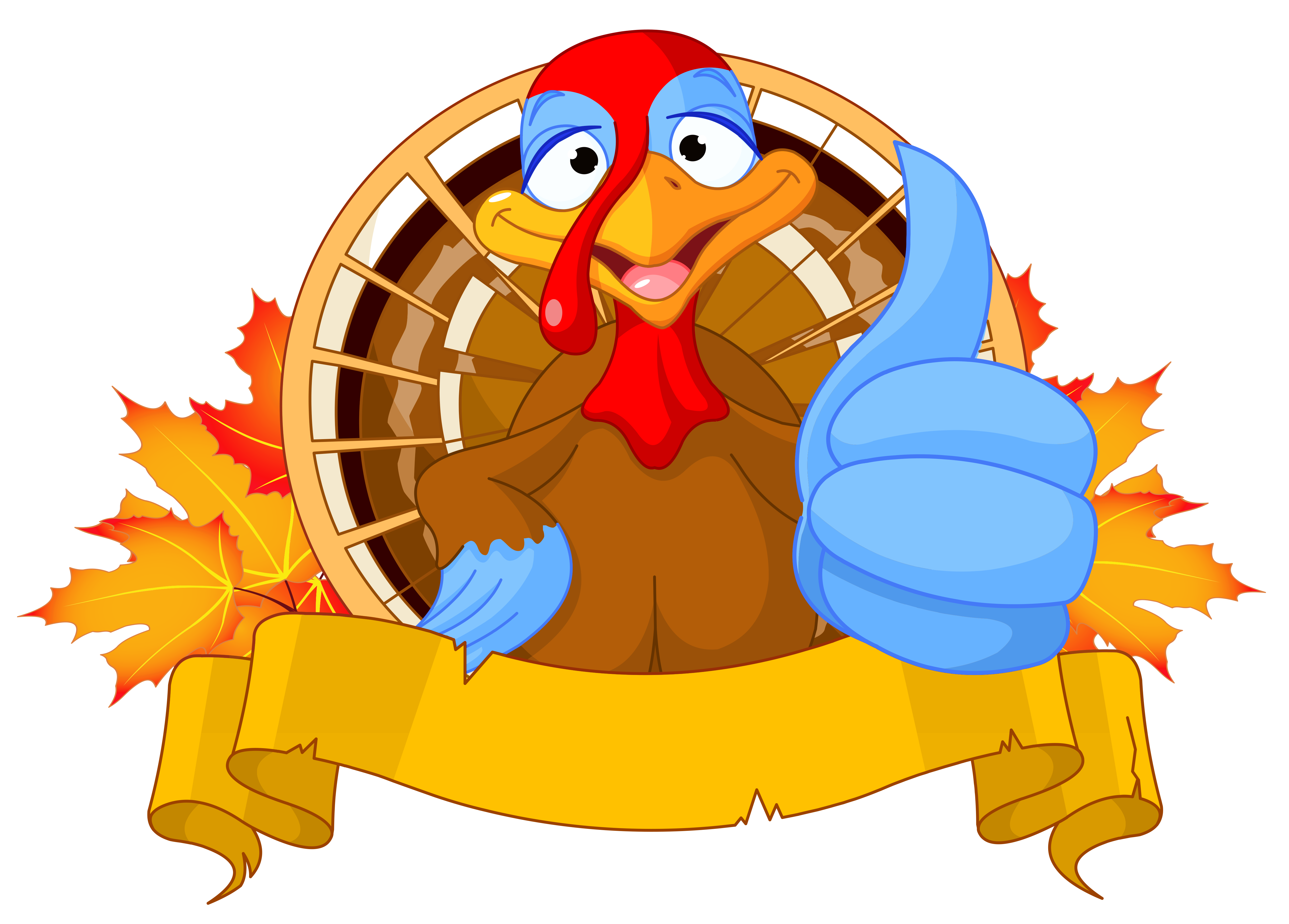 5160x3699 Transparent Thanksgiving Turkey Clipart Pictureu200b Gallery