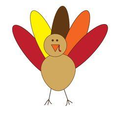236x236 Free Thanksgiving Turkey Clip Art