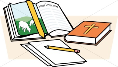388x220 Bible Clipart For Kids