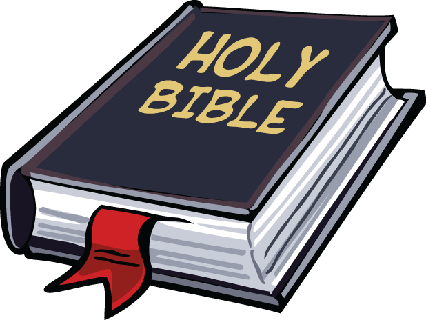 618x464 Free Clipart Of Bible