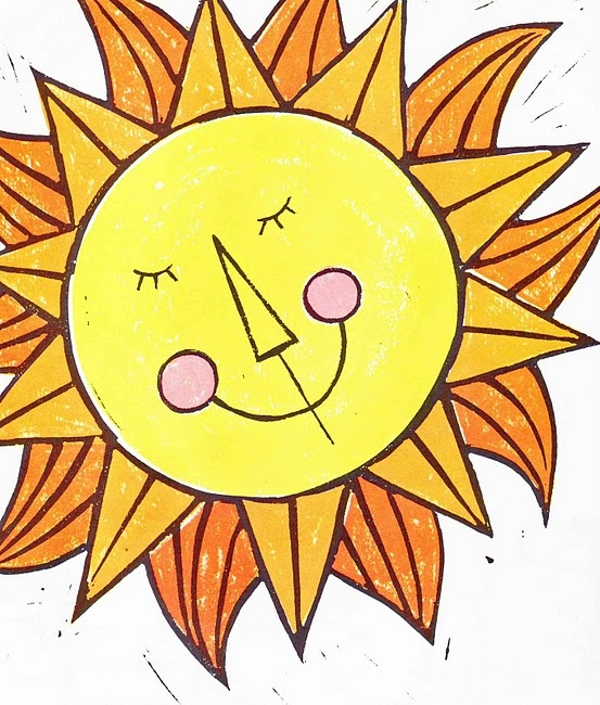 Pictures Of The Sun For Kids