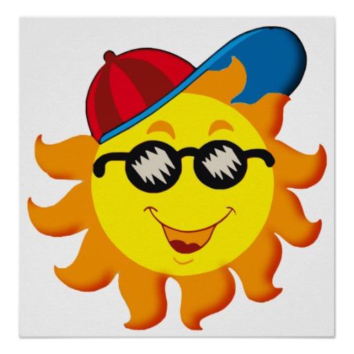 512x512 Summer Sunglasses Cliparts