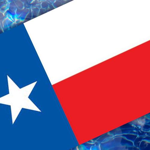 500x500 Drop In Texas Flag Mosaic