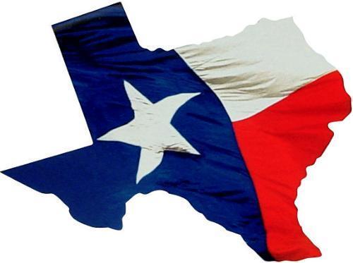 500x373 Texas Flag Items