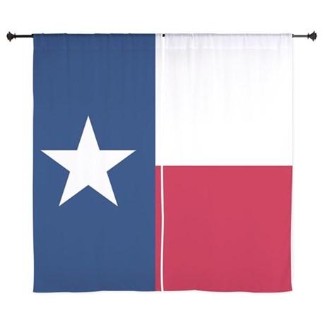 460x460 Texas Flag Window Curtains Amp Drapes, Texas Flag Curtains For Any