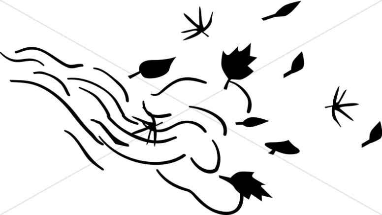 776x436 Leaves Blowing In The Wind Clip Art