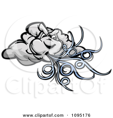 450x470 Wind Blowing Clipart