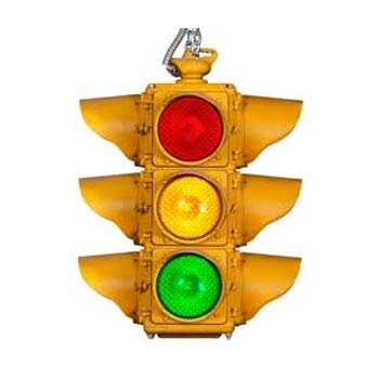350x350 Hanging Traffic Signal Lights, Traffic Signal Systems Sector 82