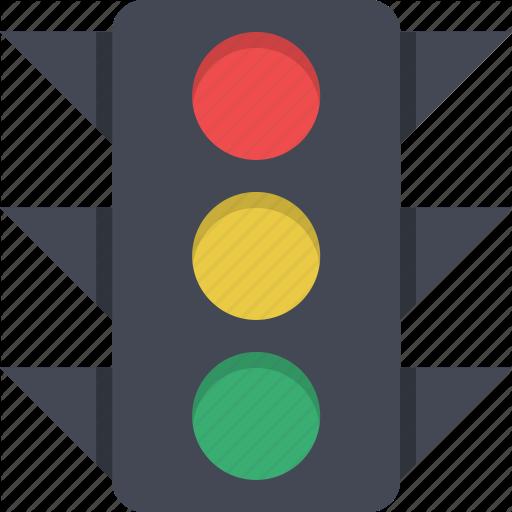 512x512 Regulation, Street Light, Traffic, Traffic Lights Icon Icon