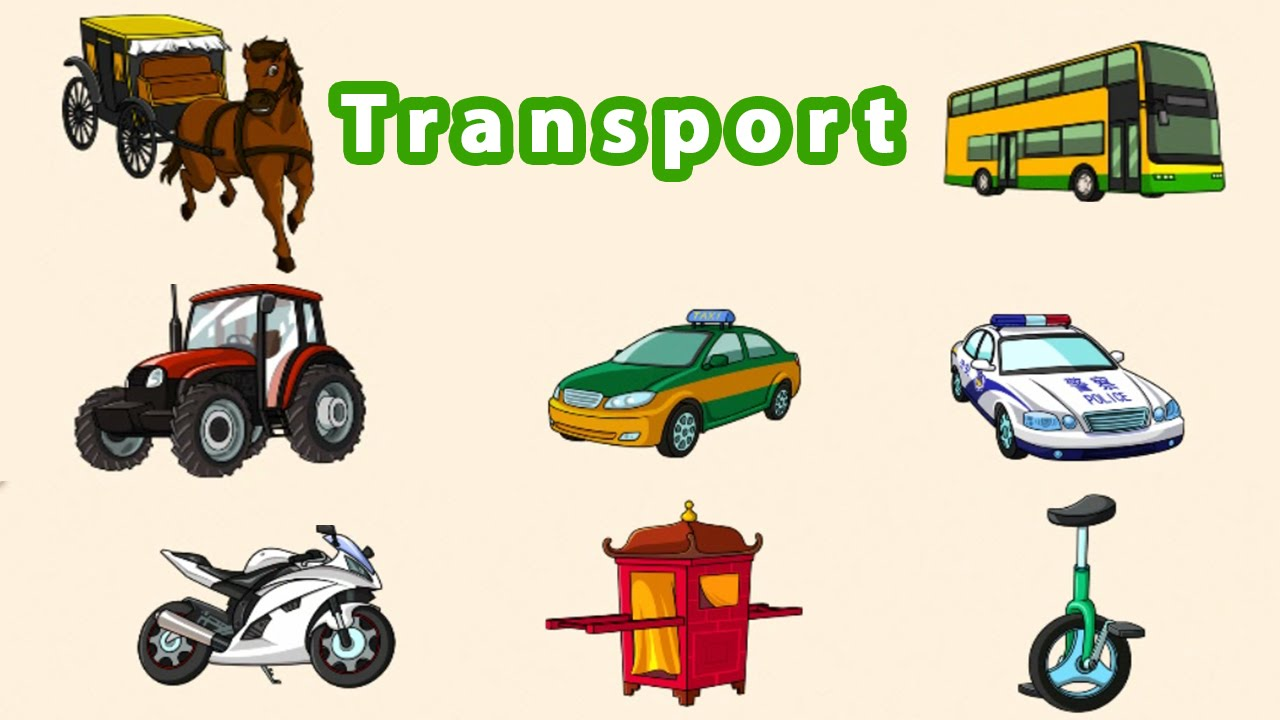 Pictures Of Transportation Vehicles