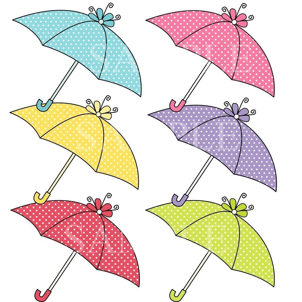 1000x1000 Umbrella Clip Art For Commercial And Personal Use. Invites, Cards