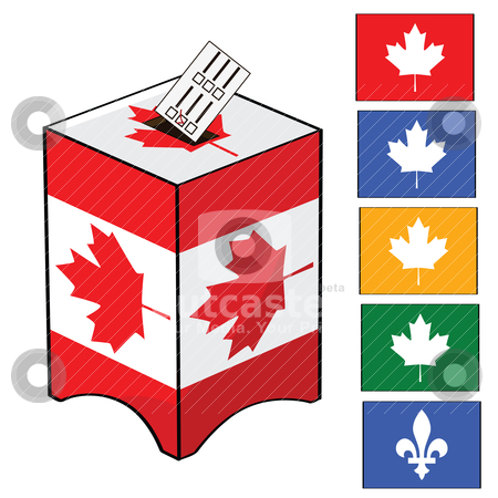 450x450 Canada Clipart Voting