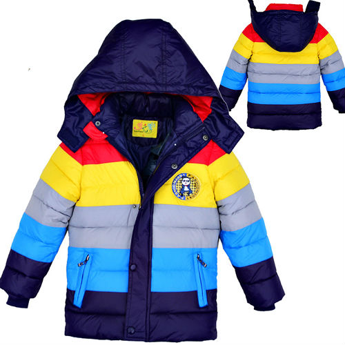 500x500 Wholesale Fall Winter New Kids Wear Children Clothing Boys Down