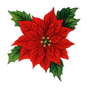 300x300 Christmas Wreath Cliparts