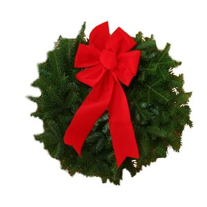 299x299 Fresh Christmas Wreaths