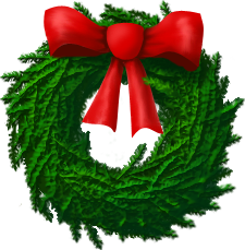 225x229 Image Christmas Wreath