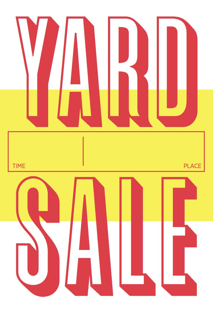 736x1078 Best Yard Sale Signs Ideas Garage Sale Signs
