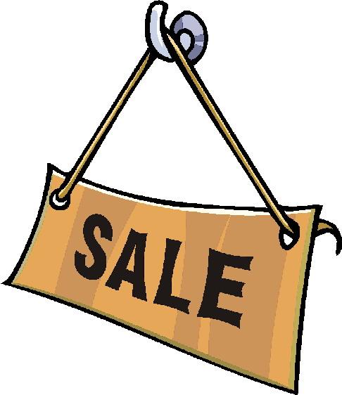 486x562 Free Sale Clipart