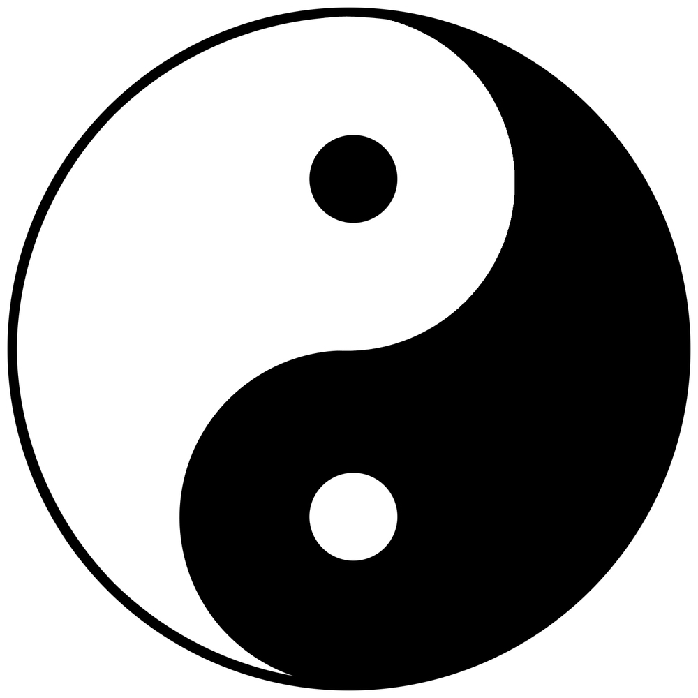 1000x1000 Do You Know What The Yin Yang Symbol Really Means Balanced