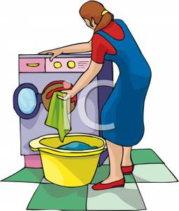 255x300 Putting On Clothes Clipart