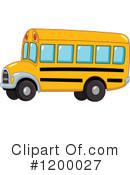 130x175 Bus Clipart