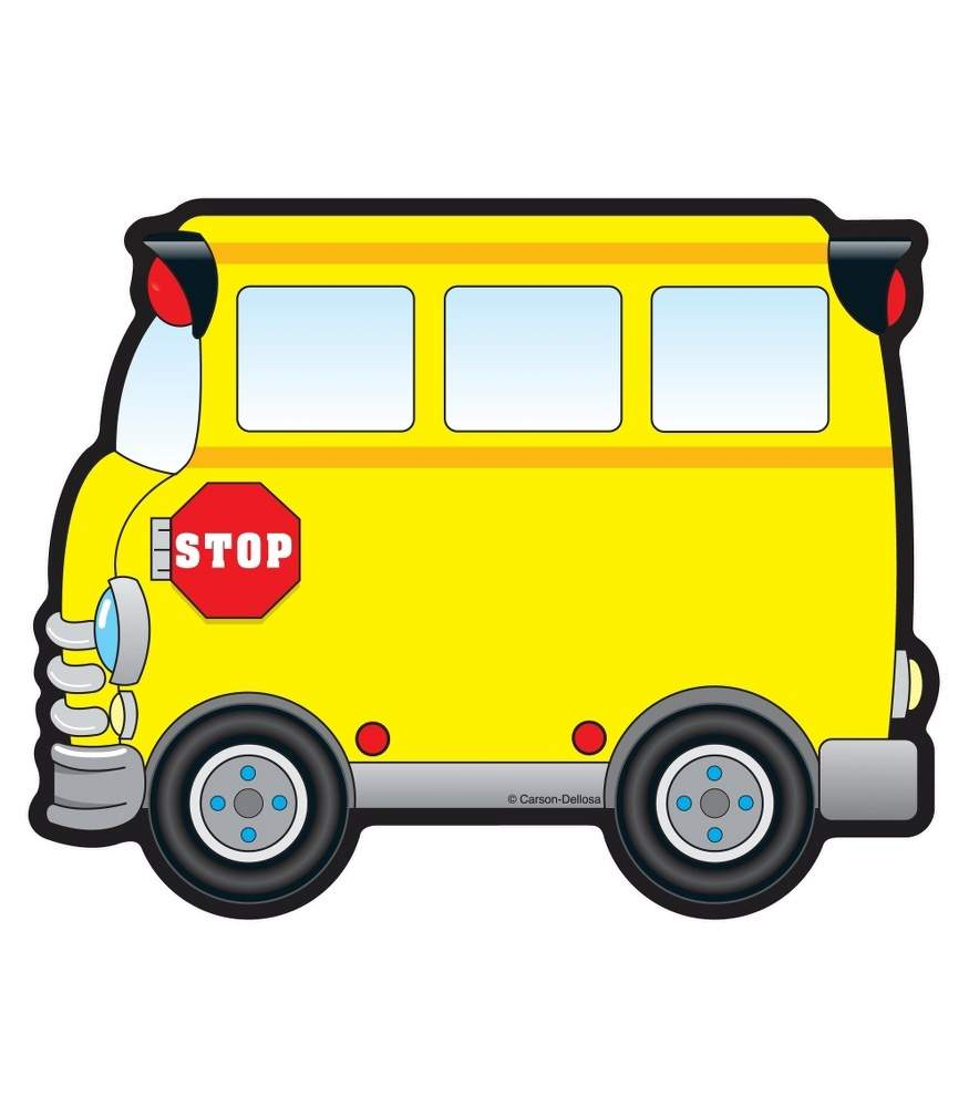 875x1000 School Buses Cut Outs School Bus Stuff ) School