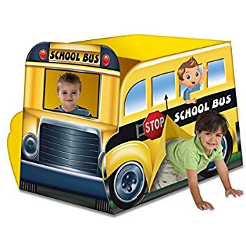 350x350 American Plastic Toys 18 School Bus Toys amp Games