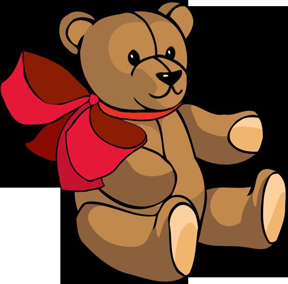 563x554 Cute Bear Teddy Clip Art On Bears