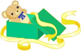 340x216 Teddy Bear Clip Art