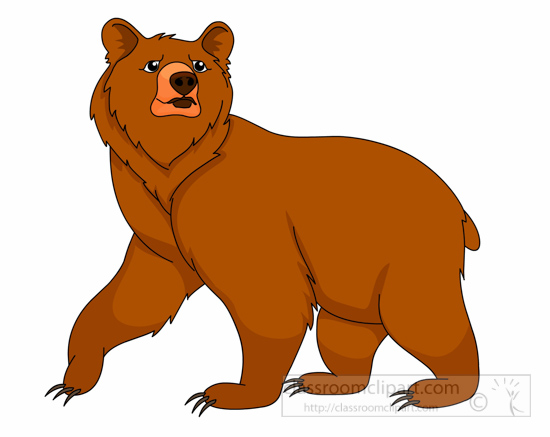 550x437 Top 84 Bear Clip Art