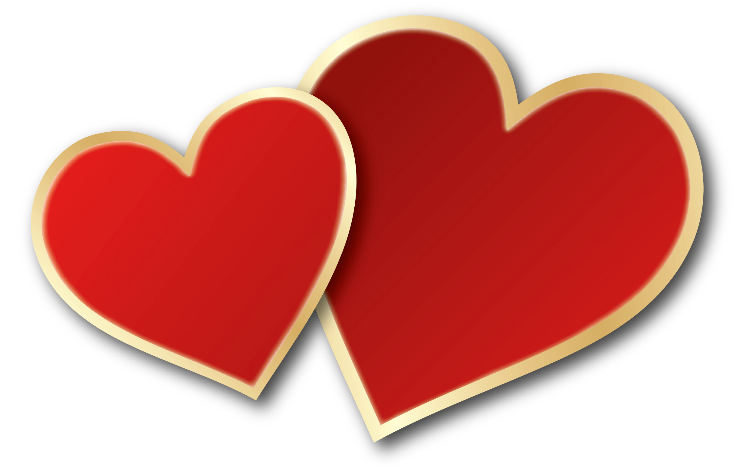 2432x1546 Valentines day heart clipart, explore pictures