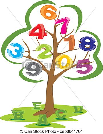 360x470 Letters And Numbers Clipart