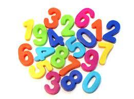261x193 Number Clipart Jumbled