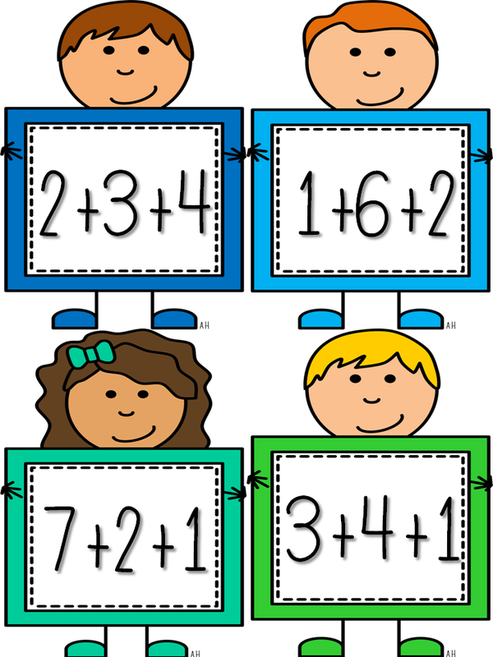 493x657 Adding Numbers Clipart