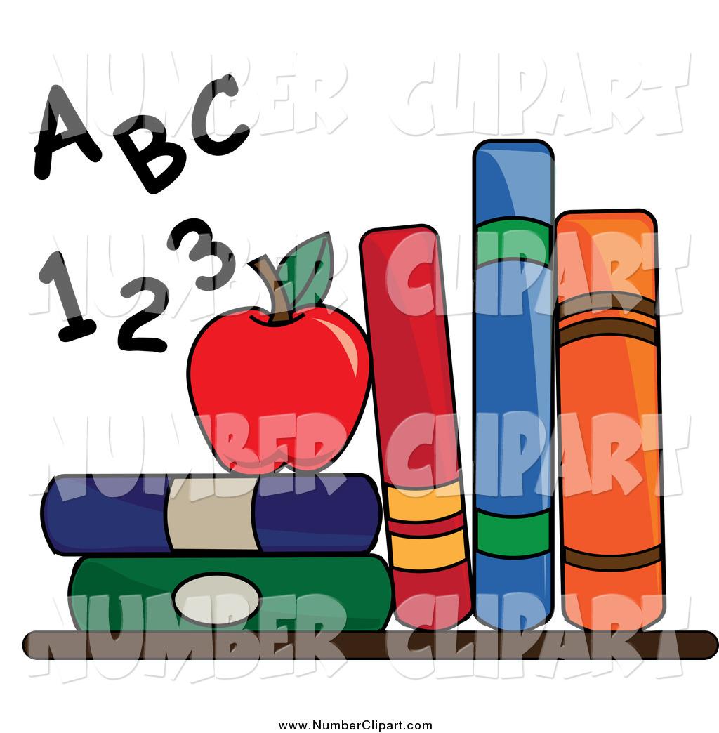 1024x1044 Number Clipart School
