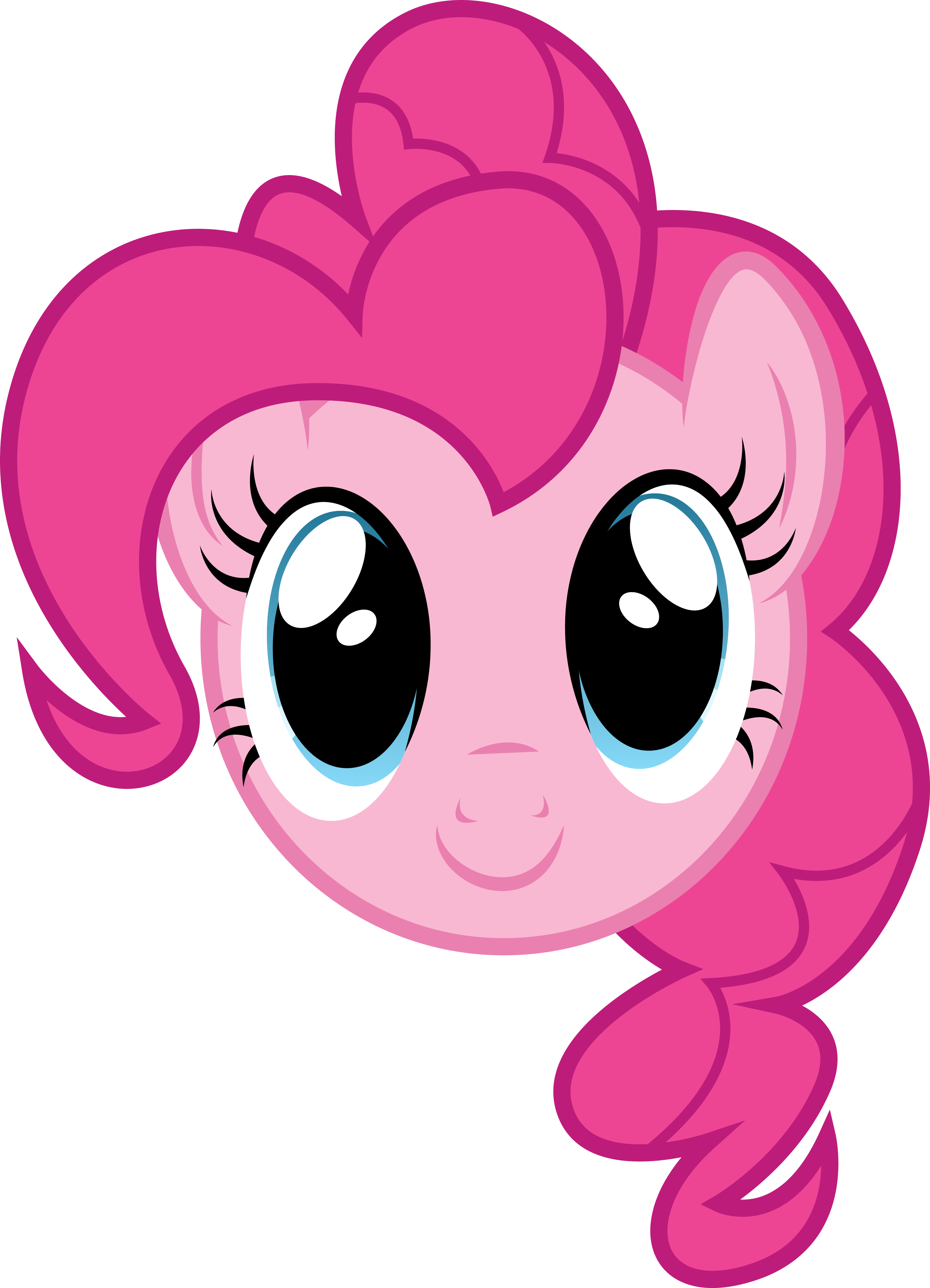 3003x4160 Pinkie Pie Face By Paulysentry