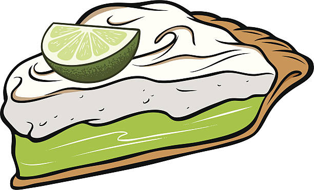 612x371 Key Lime Pie Clipart
