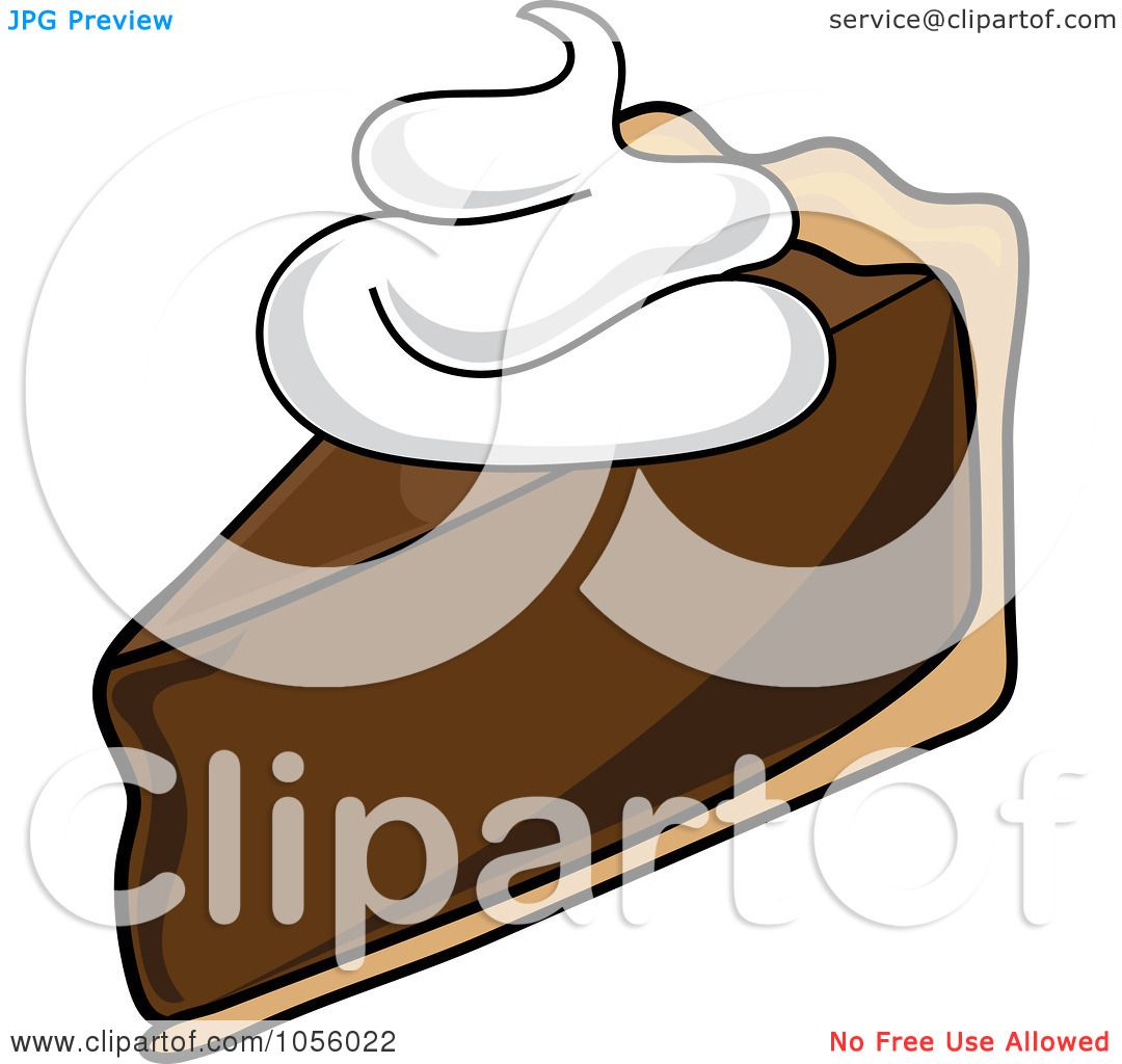 1080x1024 Royalty Free Vector Clip Art Illustration Of A Slice Of Chocolate